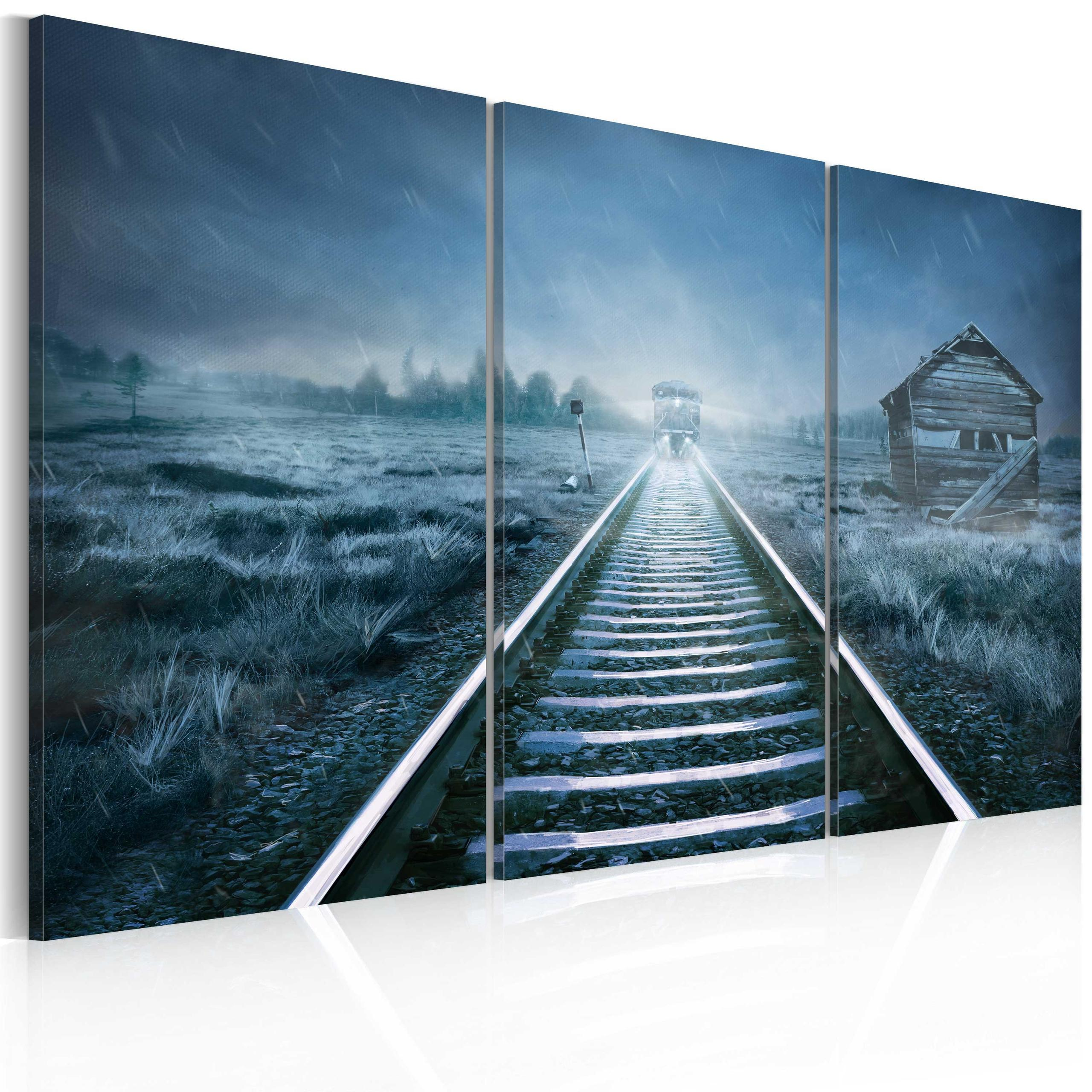 Quadro - A Journey In The Fog 60X40Cm Erroi