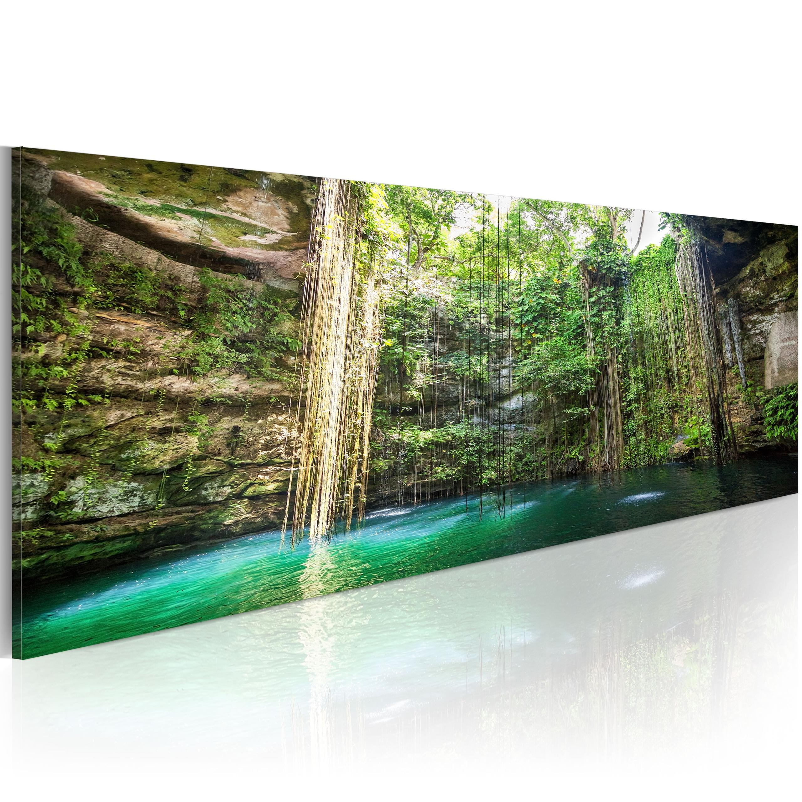 Quadro - Hidden Treasure Of The Nature 120X40Cm Erroi