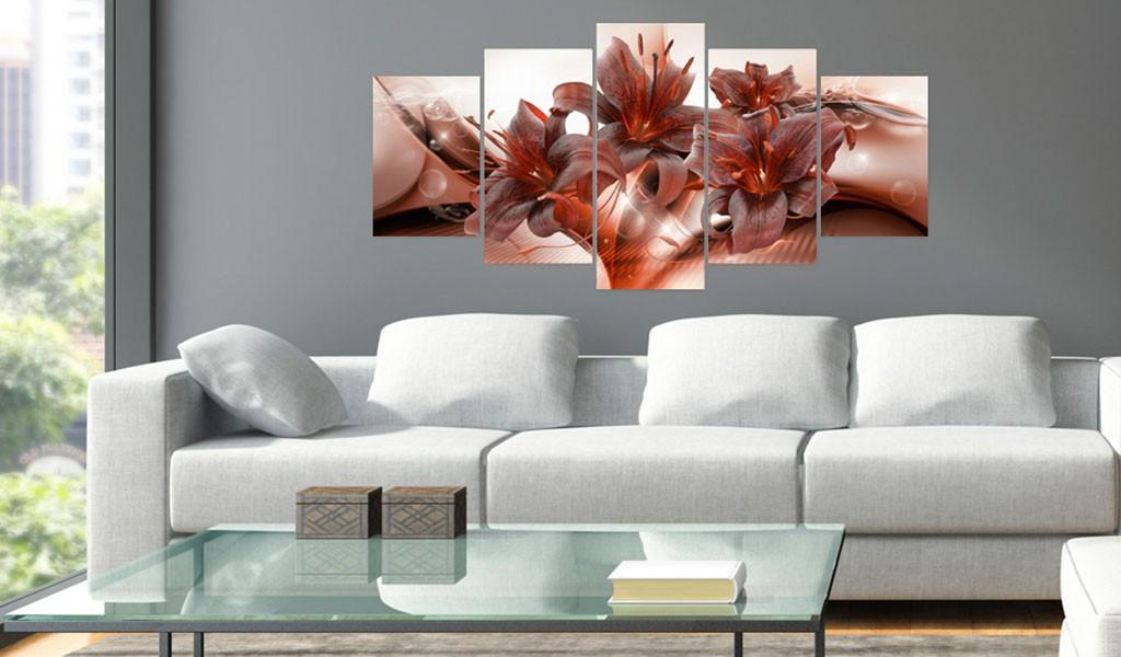 Quadro - Heat Of Passion 200X100Cm Erroi