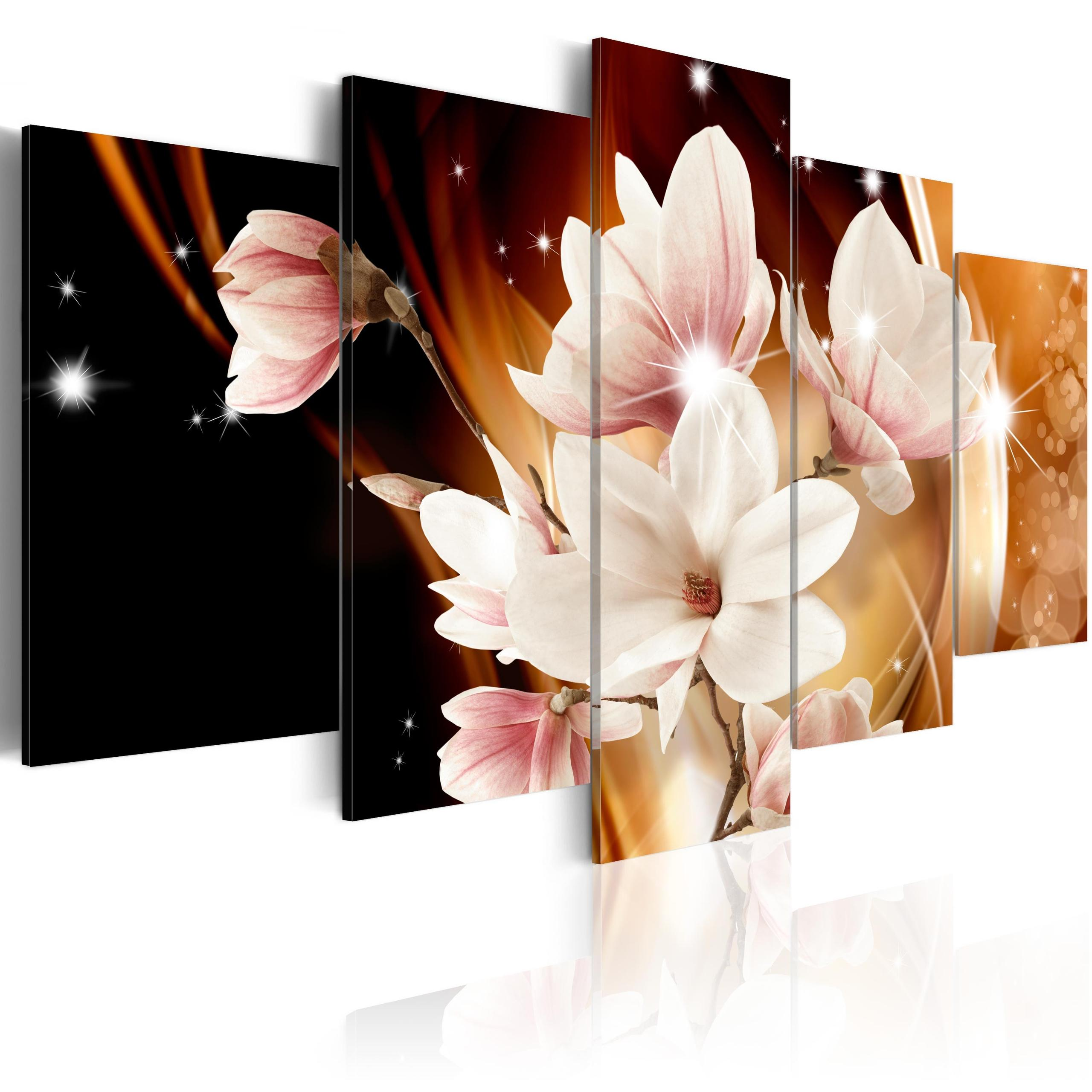 Quadro - Illumination Magnolia 200X100Cm Erroi