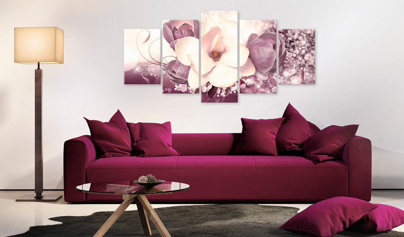 Quadro - Burgundy Princess 200X100Cm Erroi