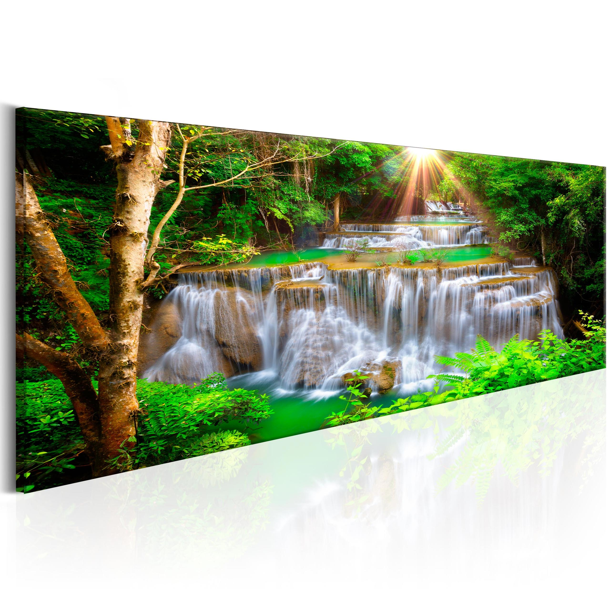 Quadro - Nature'S Masterpiece 120X40Cm Erroi