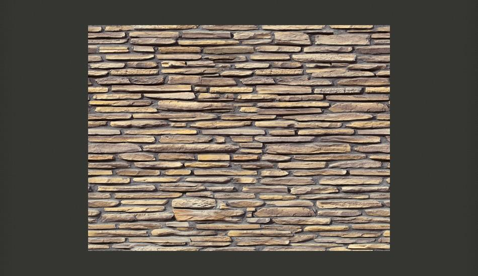 Fotomurale - Stone - Stylish Design 250X193Cm Carta Da Parato Erroi