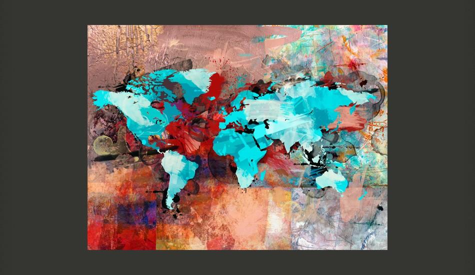 Fotomurale - The Earth Without Art Is Just 'Eh' 250X193Cm Carta Da Parato Erroi