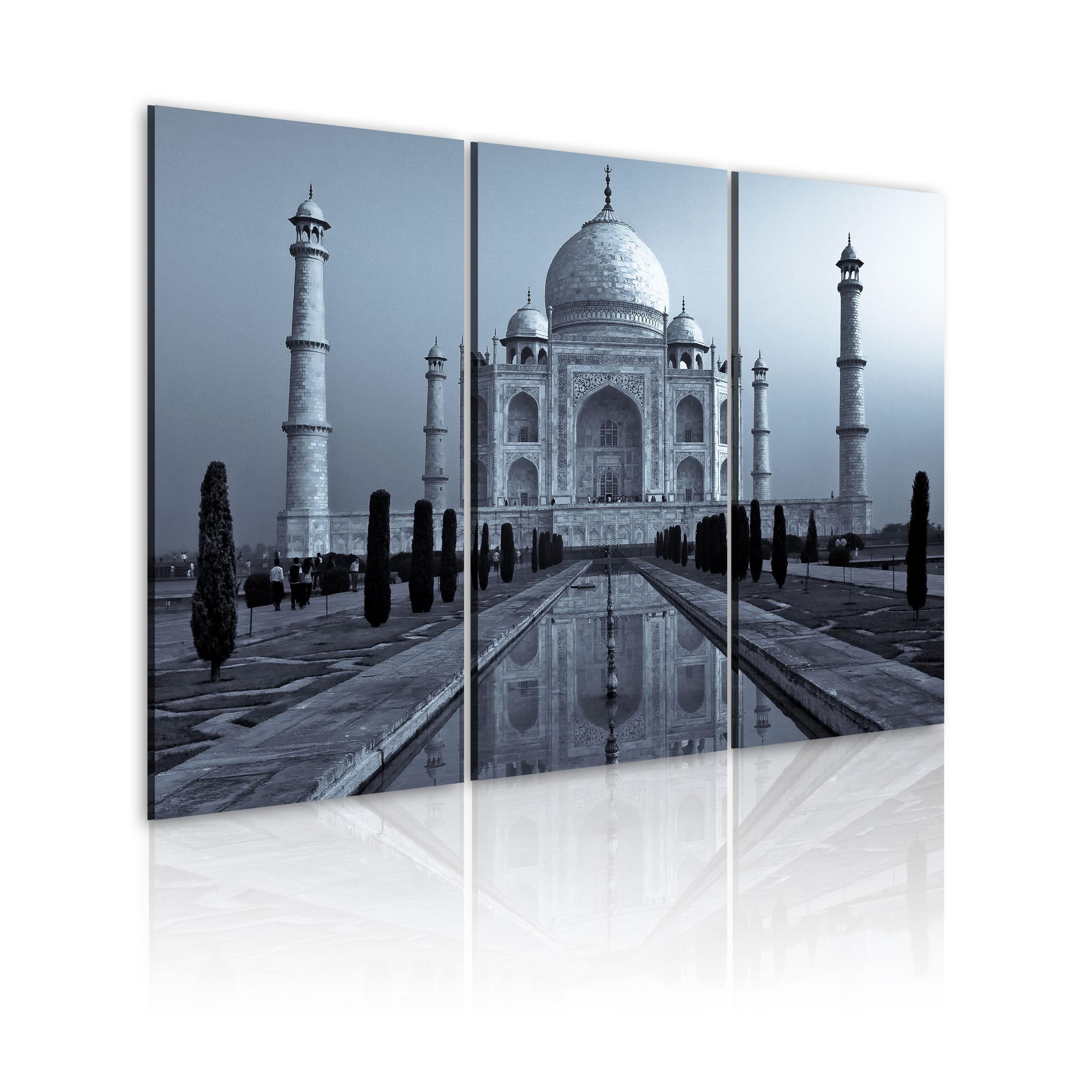 Quadro - Taj Mahal Di Notte, India Erroi