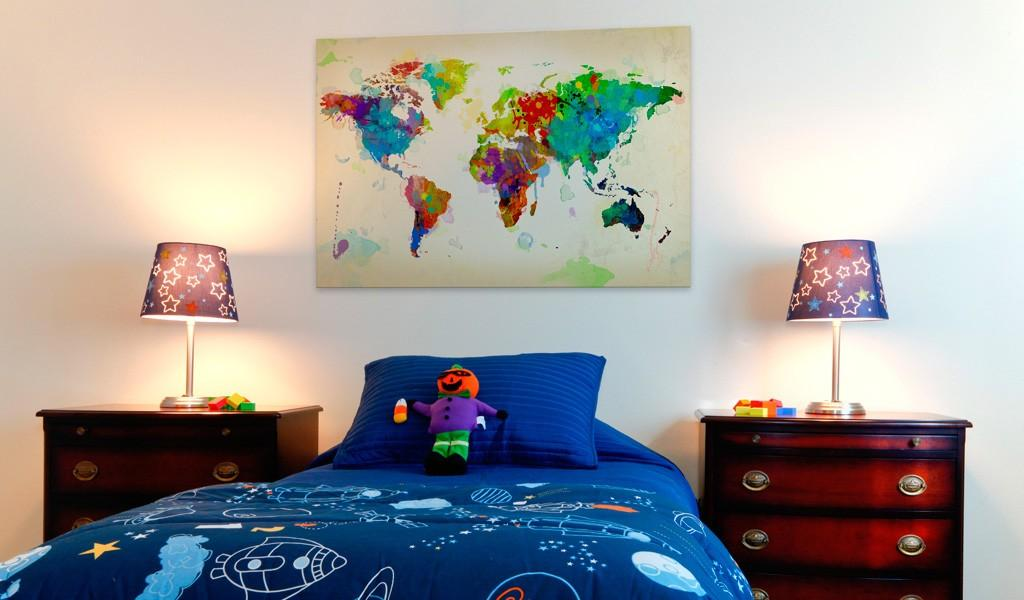 Quadro - All Colors Of The World Erroi