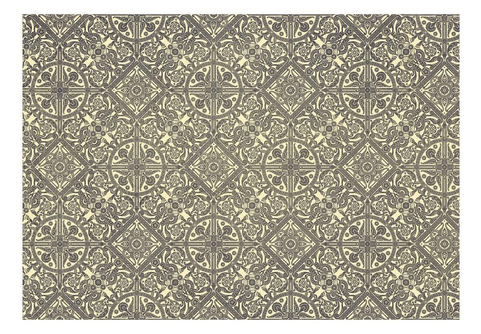 Carta Da Parati Fotomurale - Pattern Of The Elegance 100x70cm Erroi