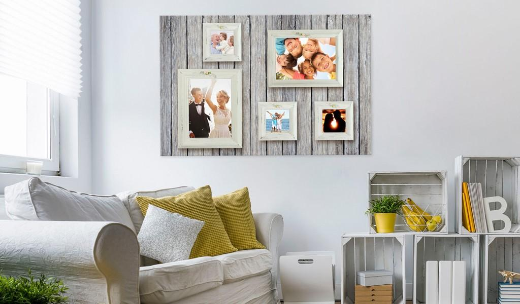 Quadro Di Sughero - Stylish Gallery [Corkboard] 120x80cm Erroi