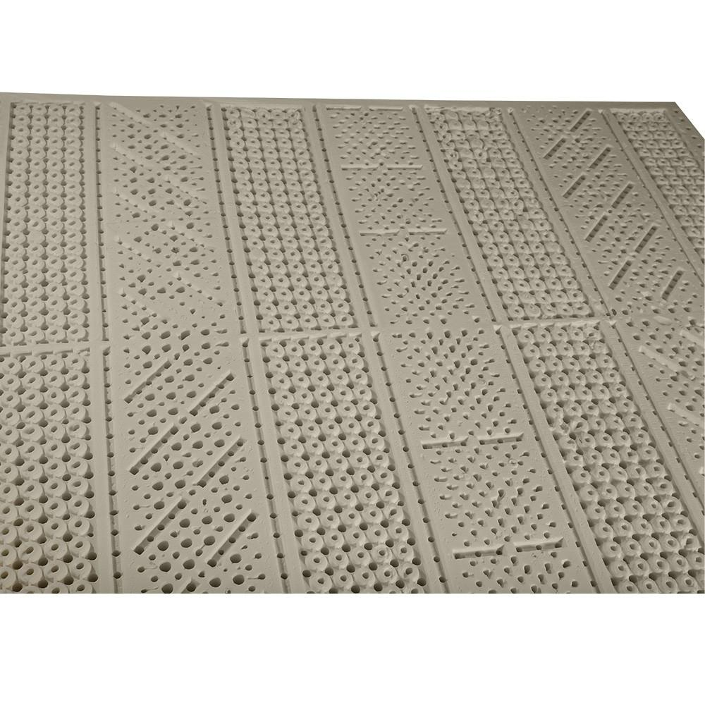 Venere Plus - Materasso Matrimoniale Francese In Lattice - Misure 150X200 H20 Con Fodera Alloro