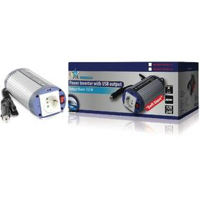 Foto Inverter 24 - 230 V 150 W With Usb giordanoshop.com Caricabatterie ed Inverter