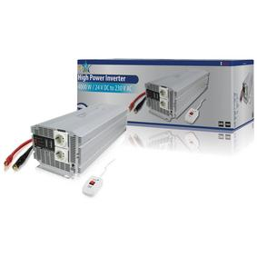 Foto High Power Inverter 24 - 230 V 4000 W Giordanoshop.com Caricabatterie ed Inverter