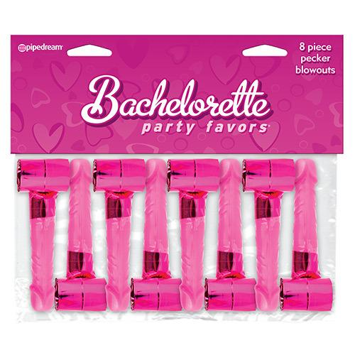 Image of TROMBETTE BACHELORETTE PARTY FAVORS DICKY HORN BLOWERS