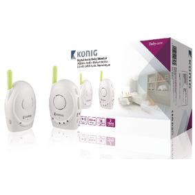 Foto Baby Monitor Con Audio Digitale A 2,4 Ghz Giordanoshop.com