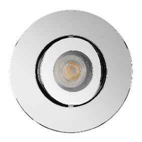 Foto Synergie Led 450Lm Gu10 Chrome 830 Dimmable Giordanoshop.com Da Soffitto