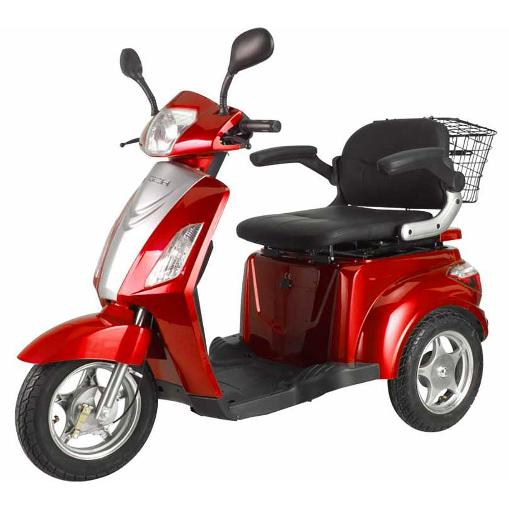 Image of Scooter Elettrico Trilux 500W Z-Tech E-Scooter Rosso